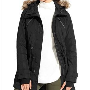 ATHLETA primaloft peak jacket